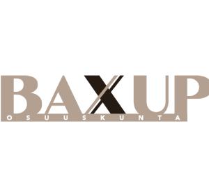 Baxup logo